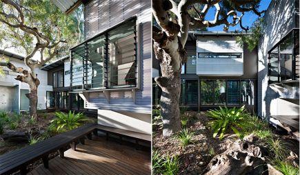 Ấn tượng mẫu thiết kế biệt thự hiện đại ven biển – Marcus Beach